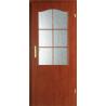 Porta DECOR,2/3 sklo s rámečkem